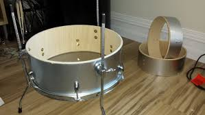unpaid worker diy tail drum kit