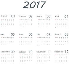Download 2017 Calendar Png 5 HQ PNG Image | FreePNGImg