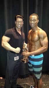 Derrick McAllister - My Coach (Steve Mousharsh-IFBB PRO) and I ...
