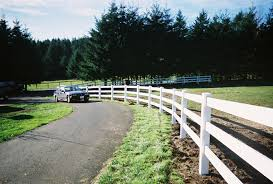 rail fence styles. 3 Rail White Vinyl Fence Fence, Enhancing The Surroundings. Contact Vancouver Washington\u0027s Best Builders Styles