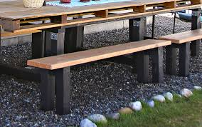 diy patio furniture bank