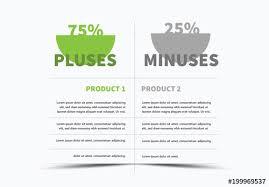 Comparison Infographic Template 2 Column Comparison Infographic Layout Buy This Stock Template And