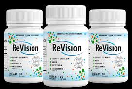 ReVision Pills Reviews – Used Ingredients are Clinically Tested? : easy_pro_funnels