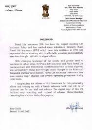 Postal life insurance plan details. Https Www Indiapost Gov In Vas Dop Pdffiles Ebook Sankalan Poli Rules 2011 Pdf