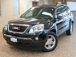 gmc acadia 2008 black. Contemporary Gmc 2008 GMC Acadia For Sale At Redefined Auto Sales In Skokie IL Intended Gmc Black D