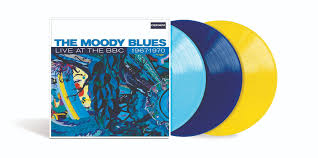 <b>Live</b> At The BBC: 1967-1970 3LP Color Vinyl Edition - The <b>Moody</b> ...