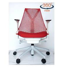 herman miller sayl office chair. Herman Miller Sayl Office Chair, Rosso Red (IN STOCK FREE DELIVERY) Chair T
