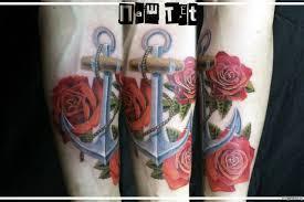 розы и якорь добавлено павел ковалев