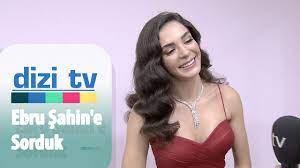 Ebru Şahin'e sorduk - Dizi Tv 665. Bölüm - YouTube