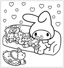 Ships from and sold by amazon.com. Get This Kawaii Bunny Coloring Pages To Print