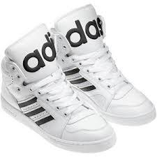 adidas shoes black and white. jeremy scott adidas js instinct hi black/white shoes black and white r