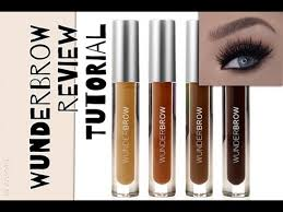 Wunderbrow Review And Tutorial