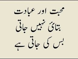 Islamic Quote In Urdu