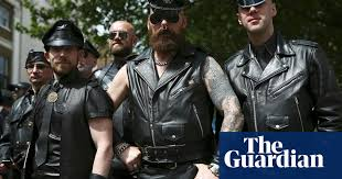 Gay biker london fist