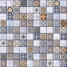 <b>Lasselsberger</b> Орнелла Арт-<b>Мозаика</b> Синяя 30x30 <b>керамическая</b> ...
