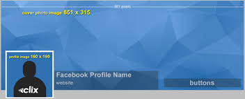 facebook profile image size facebook cover photo sizetemplate