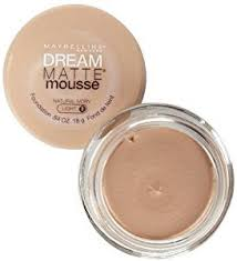 Buy Maybelline Dream Matte Mousse Foundation Natural Ivory