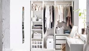 Bedroom_Wardrobes_PAX-system-Combinations-without-doors-PAX-Wardrobe-white