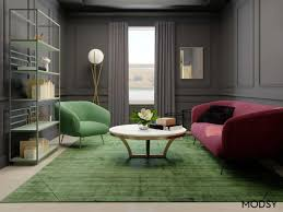One of the most conventional ideas for wall decoration is to use pictures and photos. Designer Guide To Decorating With Jewel Tone Colors Modsy Blog