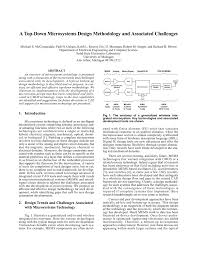 Microsystem Design Senturia Pdf Pdf A Top Down Microsystems Design Methodology And