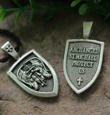 archangel st michael protector shield