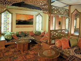 Middle East Decor | Middle Eastern Living Room Arabian Style