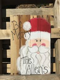 pallet painting ideas christmas. pallet wood paint party \u2013 be merry december 10 painting ideas christmas s
