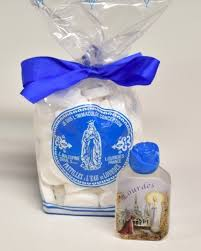 lourdes water mints candy 200g lourdes holy water bottle filled inspirational gifts