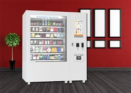 Snack Mart Vending Machine Extraordinary Bus Station Mini Mart Vending Machine Snack Vending Kiosk With Big