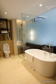 hotel stripes kuala lumpur huge bathroom
