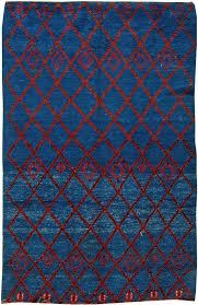 moroccan mid century rug