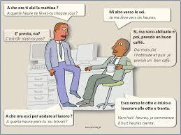 dialogue et rencontre en italie