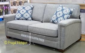 synergy home fabric sleeper sofa 559 99