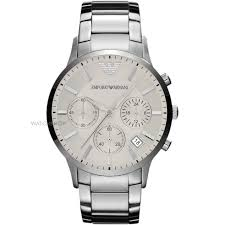 "men s emporio armani chronograph watch ar2458 watch shop comâ""¢ mens emporio armani chronograph watch ar2458"