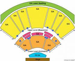 Hollywood Tinley Park Seating Chart Verizon Amphitheater Seating View Tinley Park Amphitheatre