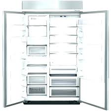 kitchenaid side by side refrigerator counter depth kitchen aid cabinet depth refrigerator kitchen aid refrigerators counter