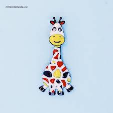 <b>Брошь бижутерная</b> Жираф (53499) | <b>Брошки</b> и Значки | Значки ...