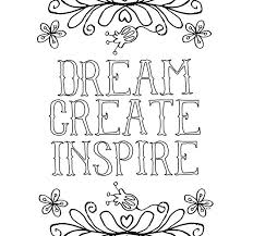 Printable Coloring Pages Quotes Printable Colouring Pages Quotes