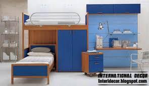 blue kids bedroom furniture blue punk bed blue kids furniture
