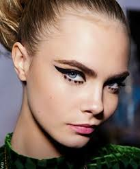 cara delevingne makeup looks super model hot pictures