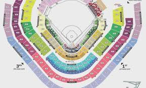 Wrigley Stadium Seating Chart Chicago Cubs Seating Chart Gallery Of Chart 2019