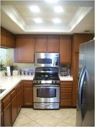 kitchen ceiling lighting ideas kitchen florescent lights replace the ugly fluorescent lighting galley kitchen ceiling lighting