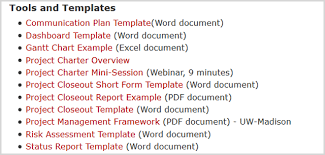 Project Management Template Word How To Manage Your Project With Word Templates