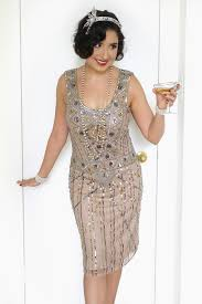 1920s daisy gatsby flapper costume sara du jour