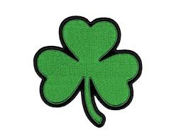 com hot leathers shamrock iron on saw on rayon patch 4 x 4 exceptional quality everything else