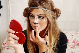 last minute ideas quick makeup ideas kitty