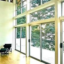 sliding door french patio milgard tuscany glass doors vinyl s