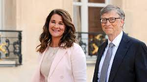 Breaking: Bill and Melinda Gates announce they are divorcing.