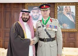 الحرس الوطني - وزير الحرس الوطني يقلد رئيس البعثة البريطانية وسام الملك  عبدالعزيز
