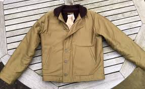 Pike Brothers N 1 Deck Jacket Size Medium The Fedora Lounge